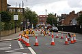 Roadworks on East End Road - geograph.org.uk - 990926.jpg