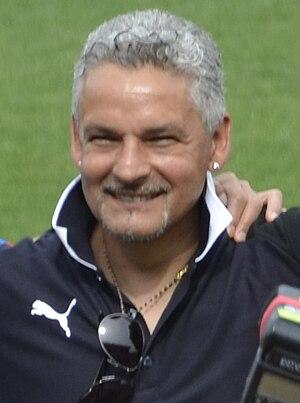 affiche Roberto Baggio