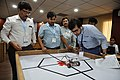 Robot Testing Session - Workshop on Organising Indian and World Robot Olympiad - NCSM - Kolkata 2016-03-07 2304.JPG
