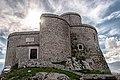 Rocca di Montesarchio - fine del XV sec. ideata dall'architetto dei reali aragonesi F.Di Giorgio Martini.jpg