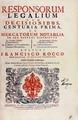 Rocco - Responsorum legalium, 1702 - 352.tif