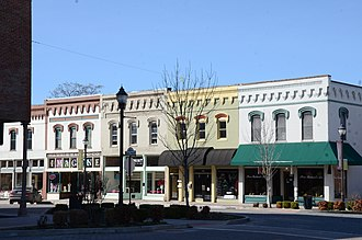 Rogers Commercial Historic District - Image: Rogers Commercial Historic District, 4 of 4