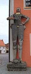 Roland statue of Belgern