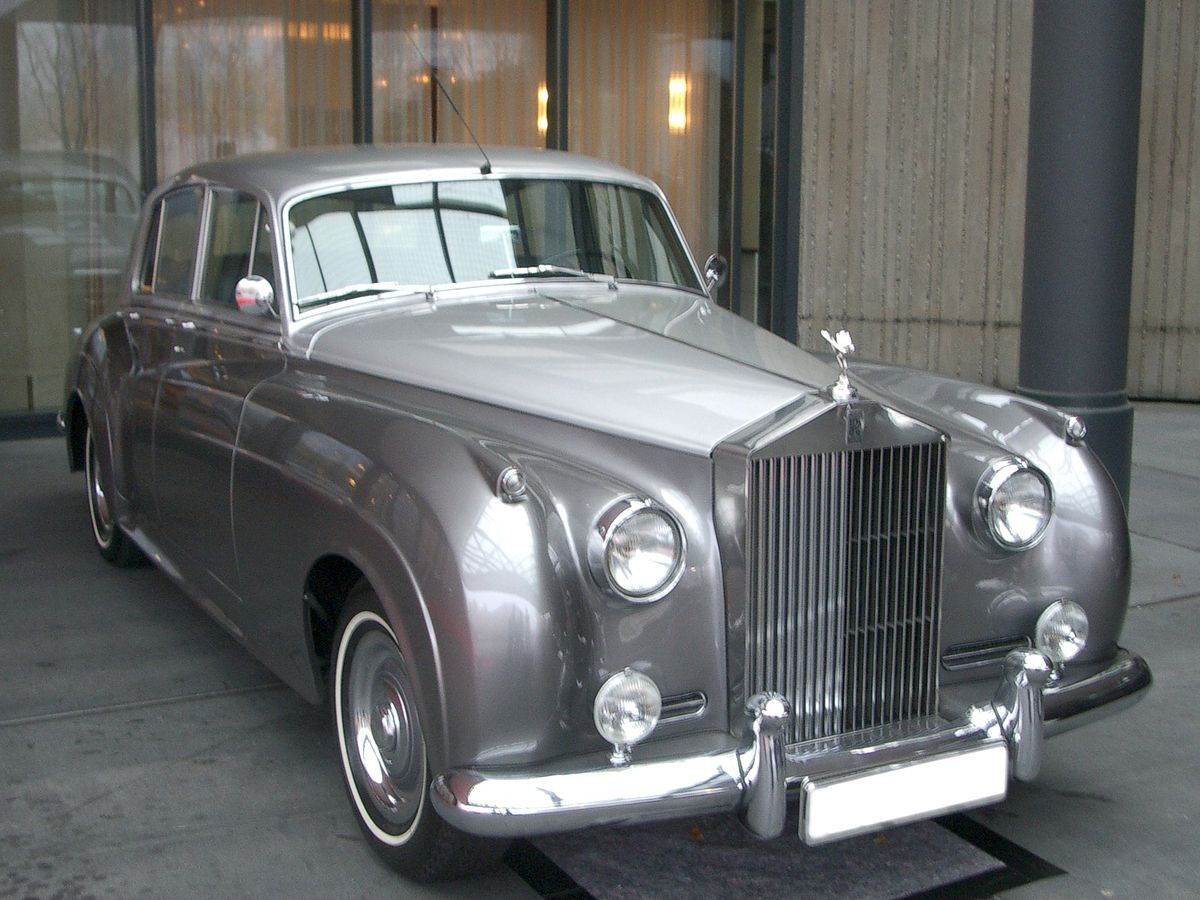 Rolls-Royce Silver Cloud - Wikipedia