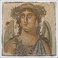 Roman mosaic, Tripoli Museum, Libya.jpg