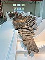 Roman shipwreck found in Mainz in the Museum of Ancient Seafaring, Mainz, Germany (48987724373).jpg
