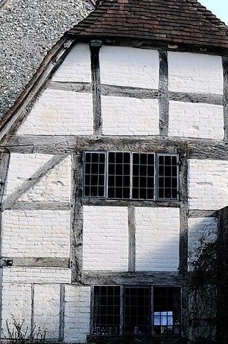 Romsey - King John's House