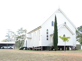 Ropeley, Queensland - Ropeley Immanuel Lutheran Church, 2006