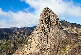 Garajonay National Park - Image: Roque Agando, Parque nacional de Garajonay, La Gomera, España, 2012 12 14, DD 01