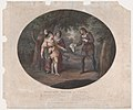 Rosalind, Oliver and Celia (Shakespeare, As You Like It, Act 4, Scene 6) MET DP859431.jpg