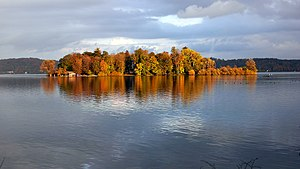 Rose Island (Lake Starnberg) - Rose Island