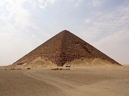 Rote Pyramide (Dahschur) 01