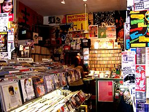 Rough Trade (shops) - Rough Trade on 130 Talbot Road