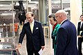 Royal visit to IMO's Maritime Safety Committee (46151835682).jpg