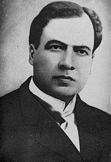 Rubén Darío Nicaraguan poet, periodist and writer