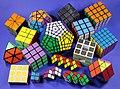 Rubik's Cube Collection (4214513596).jpg