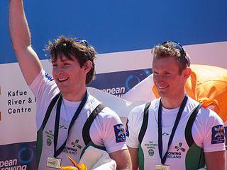 Gary ODonovan Irish rower