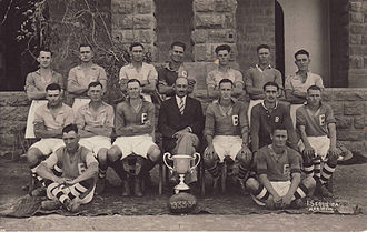 Rugby union in Pakistan - Rugby team in Karachi, 1934