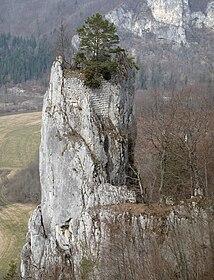Ruine Hexenturm, obere Burg.JPG
