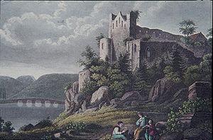 Ruine Kloster Rupertsberg