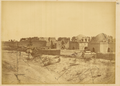 Ruins of Muslim Graves in the Town of Hami, in the Gobi. Xinjiang, China, 1875 WDL2065.png