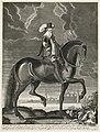 Ruiterportret van koning Christiaan IV van Denemarken en Noorwegen. NL-HlmNHA 53012600.JPG