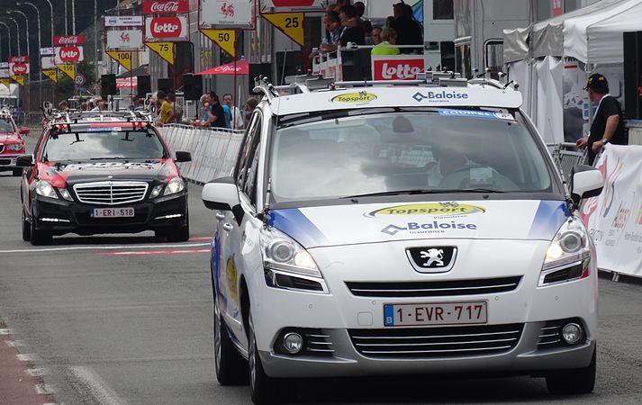 Rumillies (Tournai) - Tour de Wallonie, étape 1, 26 juillet 2014, arrivée (A23).JPG
