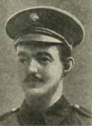Rupert Price Hallowes - Image: Rupert Hallowes VC