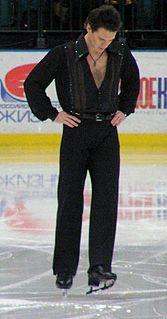 Alexei Tikhonov Russian pair skater