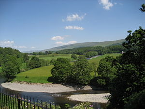 Kirkby Lonsdale - Image: Ruskins View