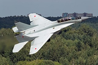 Mikoyan MiG-29M Strike fighter aircraft project