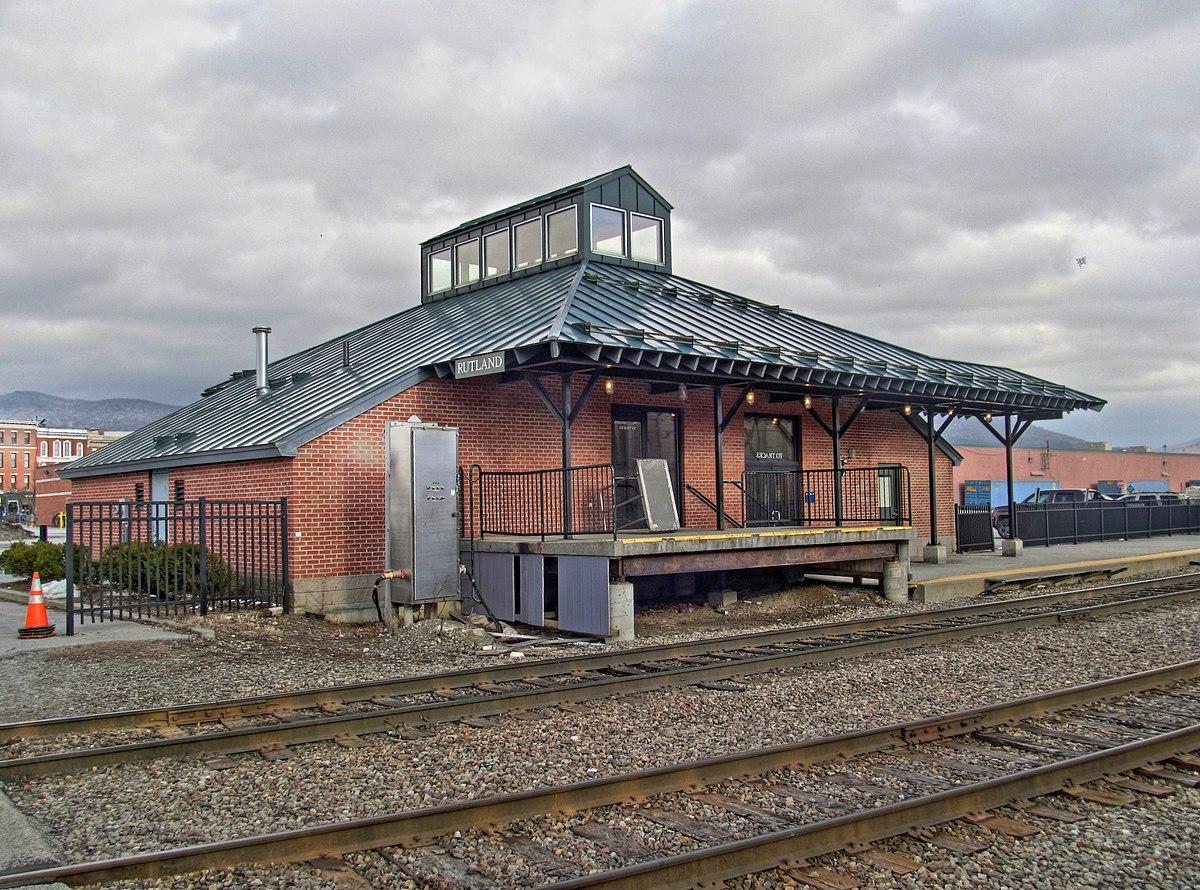 Rutland Station Wikipedia