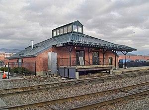 Rutland Amtrak HDR.jpg
