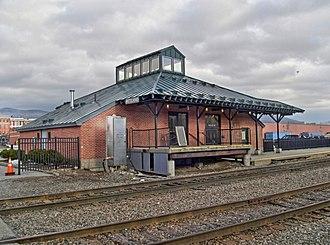 Rutland station - Rutland station in 2013