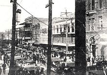 Old pictures of lake charles la