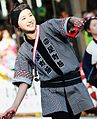 Ryoko Hirosue at Kochi Yosakoi Matsuri 1 cropped.jpg