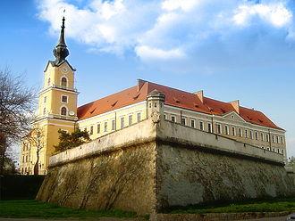 Podkarpackie Voivodeship - Palace of Lubomirski family in Rzeszów
