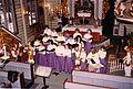 Sætre Ungdomskor in Drøbak Church.jpg