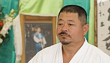 SAITO Hitohiro Sensei in Portugal by 2008 (15th of may)