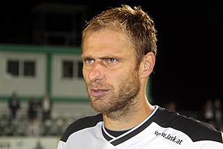 Mario Hieblinger Austrian football player