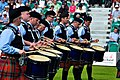 SFU Gr. 1 band perform at the Worlds (7761881112).jpg