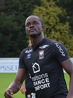 SM Caen vs UNFP, July 30th 2016 - Christian Kouakou 2.jpg