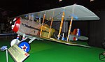 SPAD XIII C.1, National Museum of the US Air Force, Dayton, Ohio, USA. (42151819692).jpg
