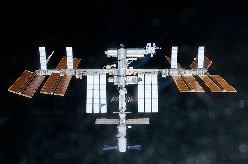 File:STS-133 ISS view from Discovery.jpg