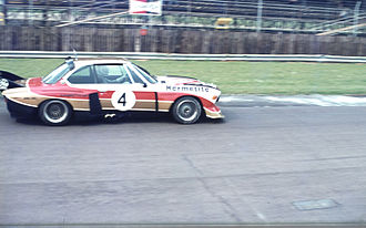 John Fitzpatrick (racing driver) - Fitzpatrick and Walkinshaw winning the Silverstone 6 Hours