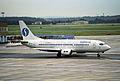 Sabena Boeing 737-300; OO-SYB@FRA;01.08.1997 (4905009612).jpg