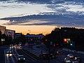 Sachsendamm nach Sonnenuntergang 20150909 1.jpg