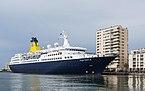 Saga Pearl II (ship, 1981), Sète 01.jpg