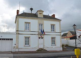 Saint-Étienne-de-Mer-Morte Commune in Pays de la Loire, France