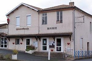 Saint-André-du-Bois - Town hall